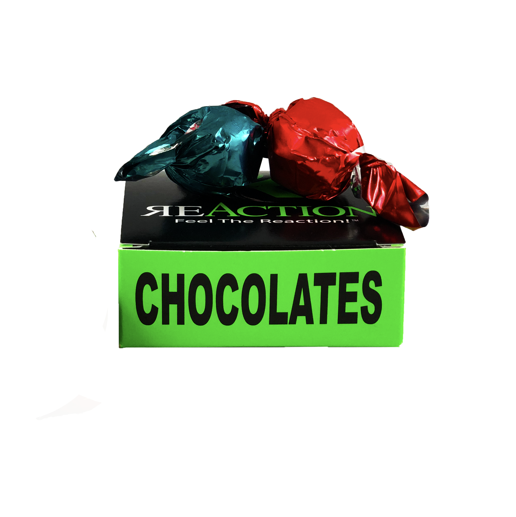 Assorted - Chocolate 40mg - 4 pack