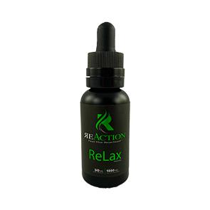 ReLax Tincture 1000mg (30ml) Honey
